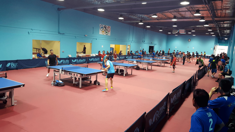 Fountain Valley Table Tennis Academy