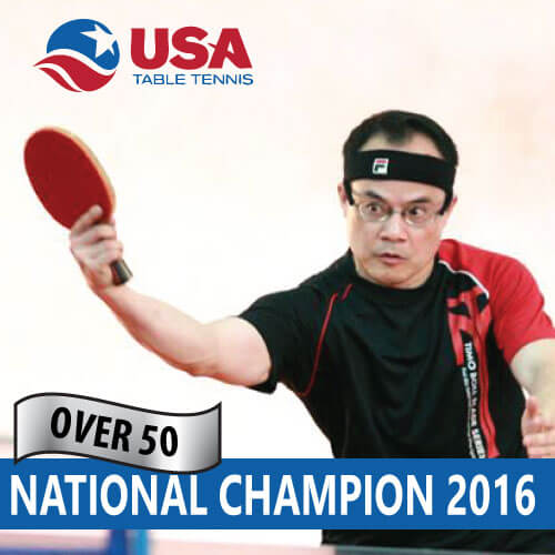 Over 50 USA National Champion 2016