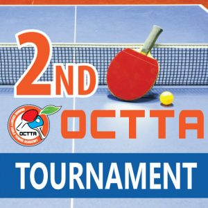 2nd Orange County Table Tennis Tournament